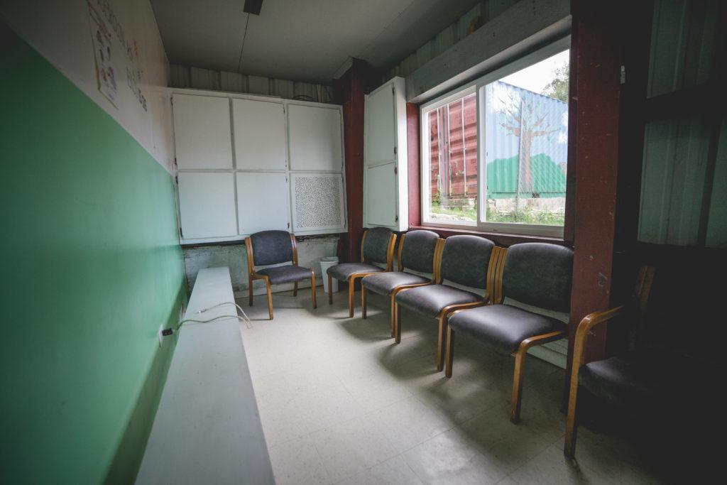 Medical Clinic Construction Began