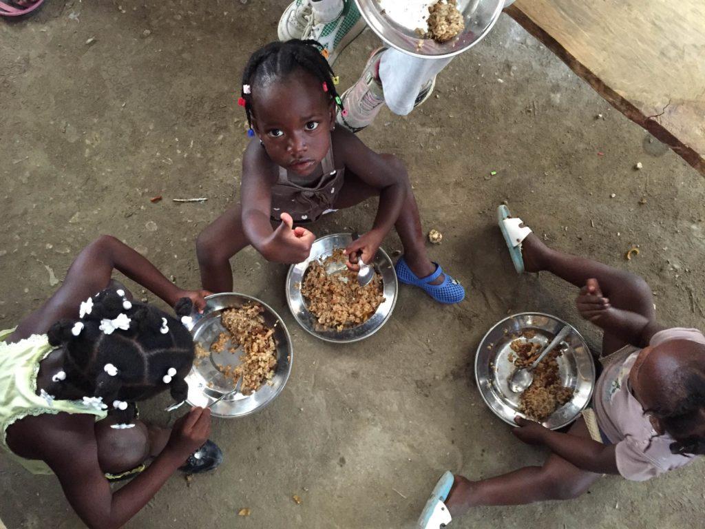 Remote Feeding Programs Started