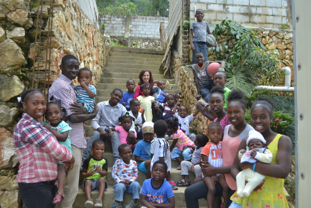 Children Moved to New Creche