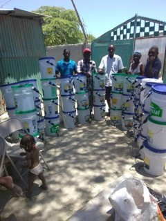 Over 500 Portable Water Filtration Units Given