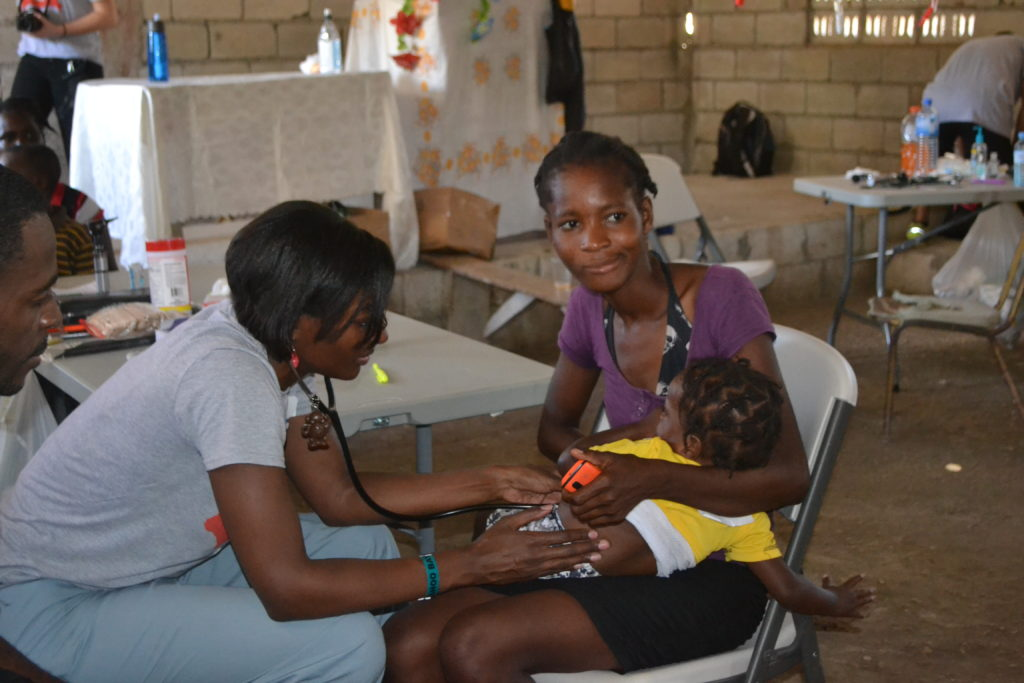 Over 2000 People Seen by Mobile Medical Clinics